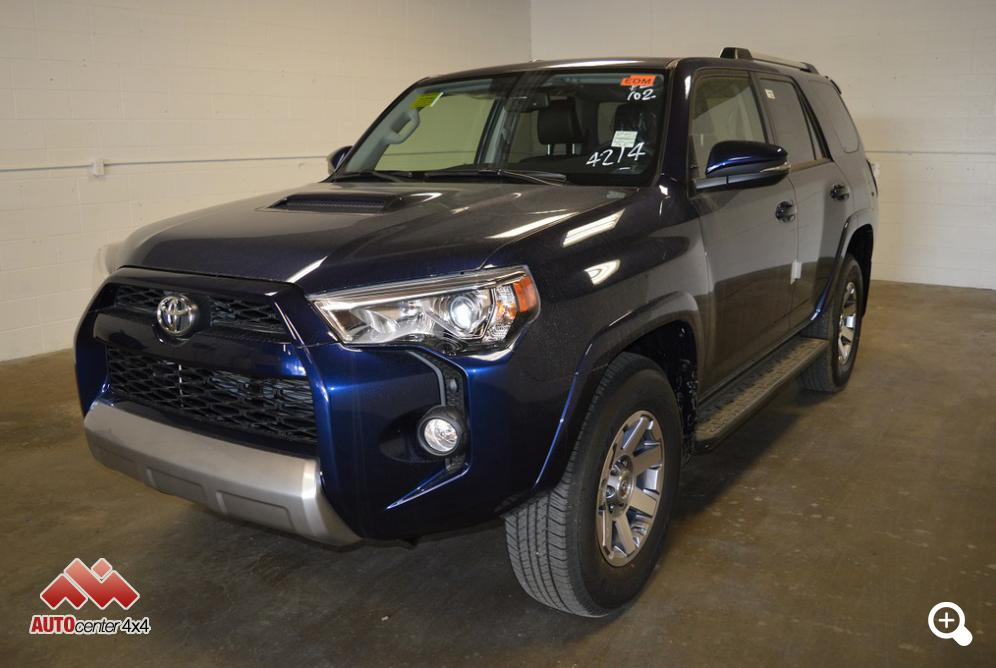 2016 toyota 4runner 4wd trail edition. Black Bedroom Furniture Sets. Home Design Ideas